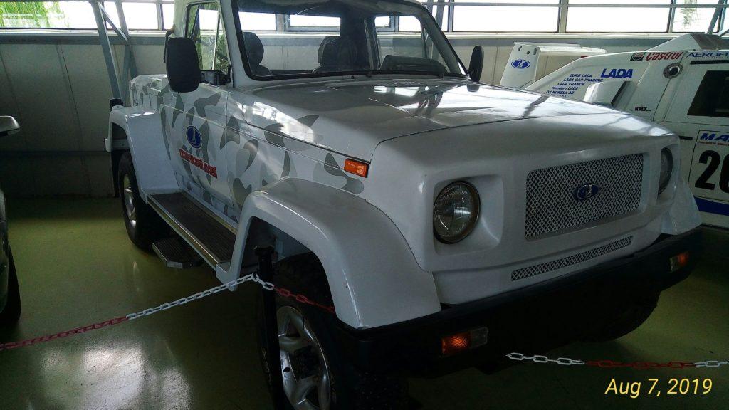 прототип ВАЗ